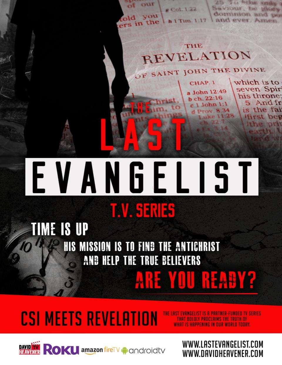 Last Evangelist - David Heavener